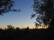 Desert horizon