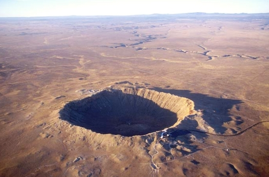 The Meteor Crater
